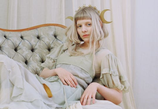 Aurora: As I See Her - Show us how you see Aurora and her music through an artistic medium of your choice!