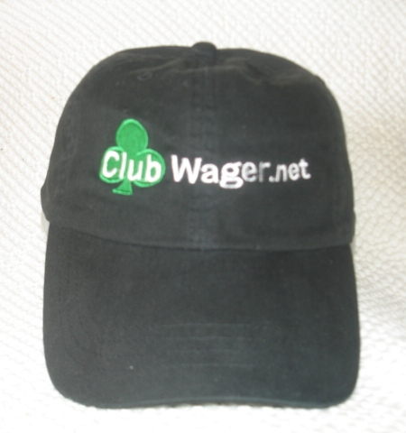 Club Wager cap (black)