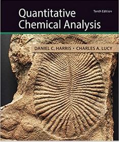 Quantitave Chemical Analysis
