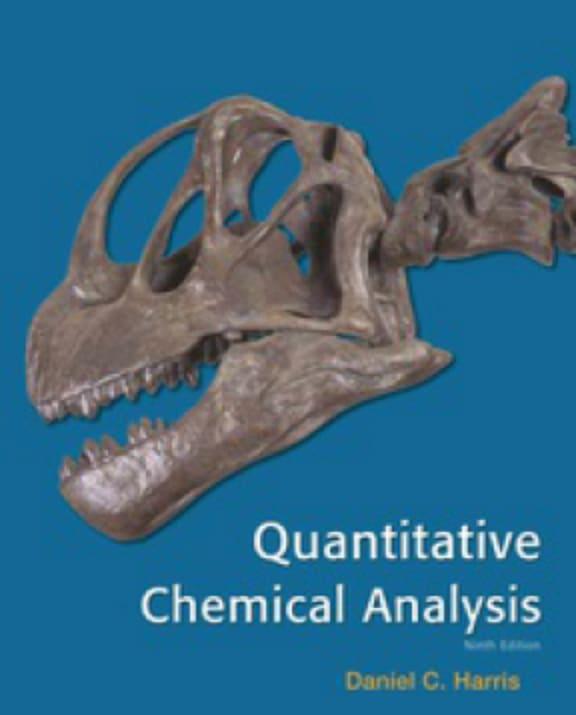 Quantitative Chemical Analysis