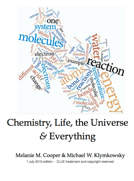 Chemistry, Life, the Universe & Everything