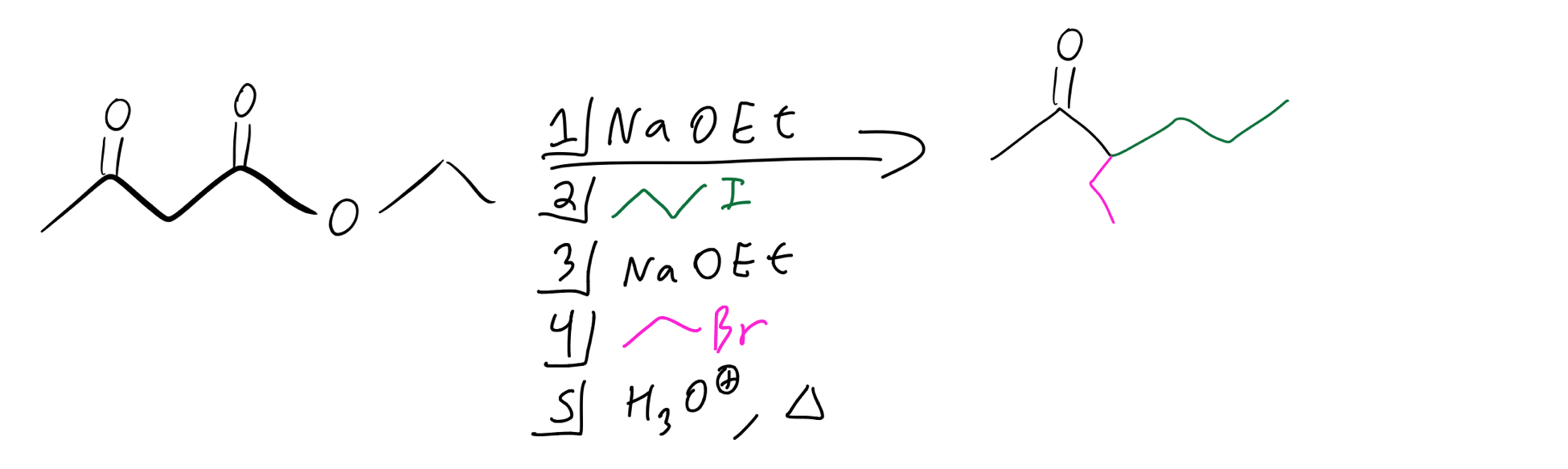 Double-alkylation-reagents