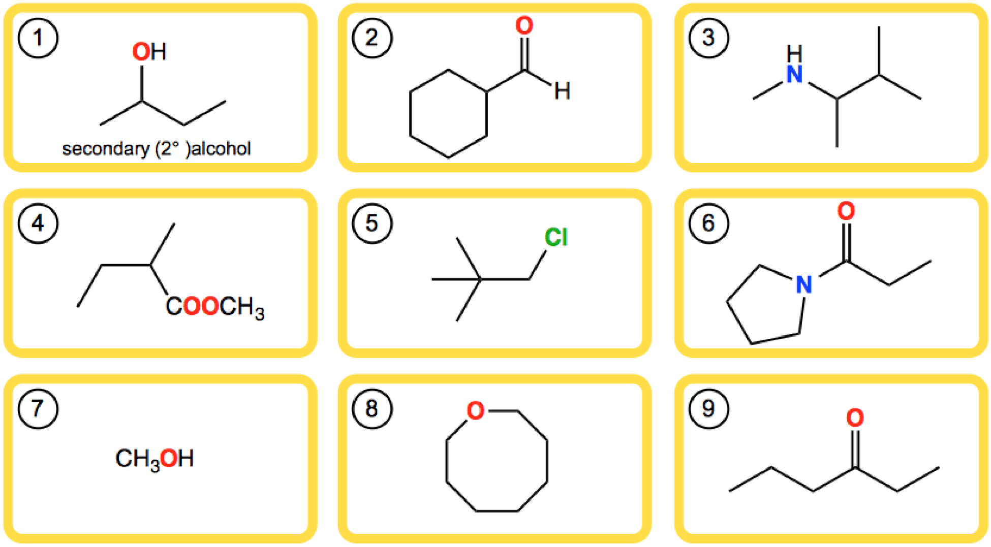 functional-groups-examples