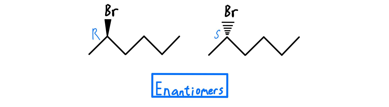 2-bromohexane-enantiomers