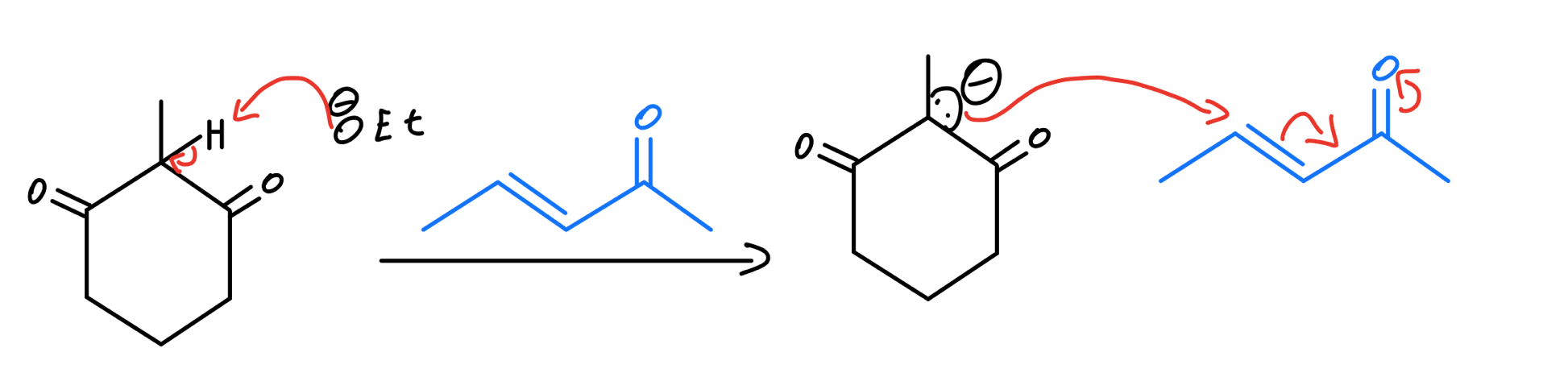 Enolate-formation-and-conjugate-addition