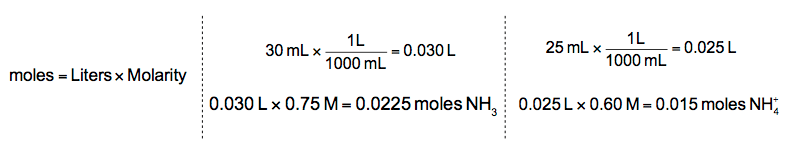 Determining-Moles