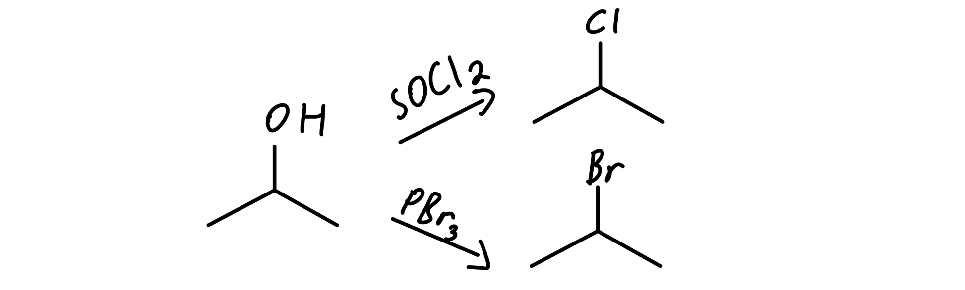 SOCl­2-and-PBr3
