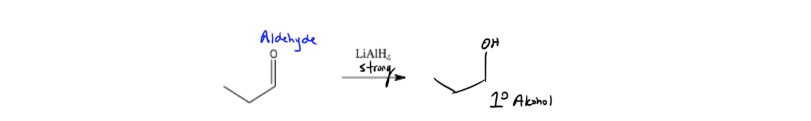 Aldehyde Reduction