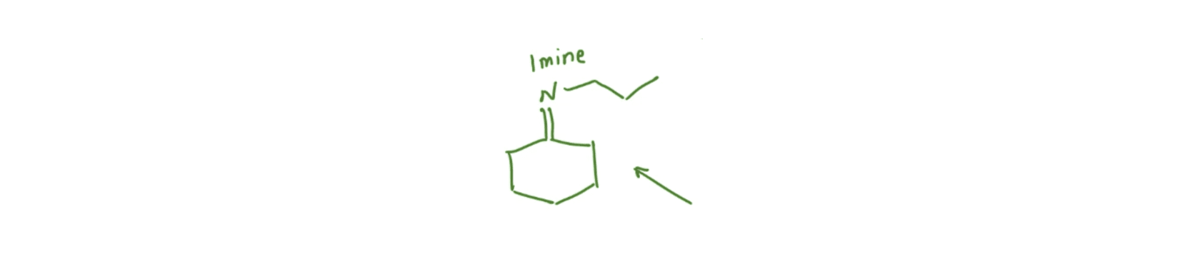 Imine Structure