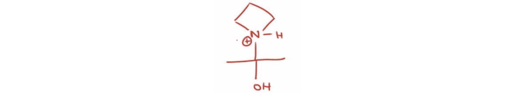 Enamine Tetrahedral Intermediate