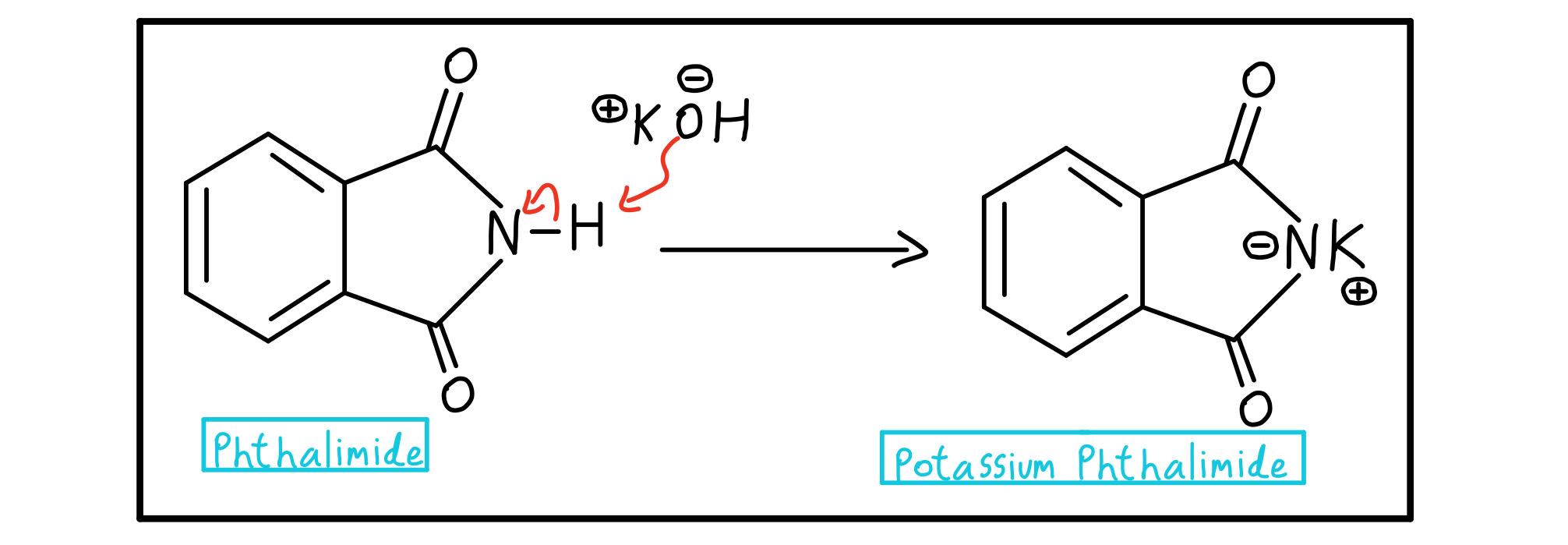Nitrogen deprotonation