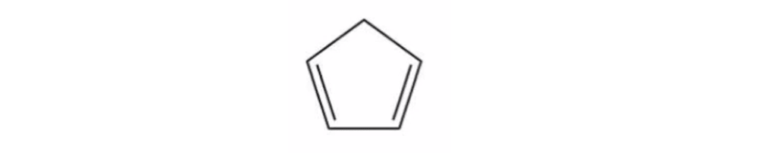 Cyclopentadiene Structure