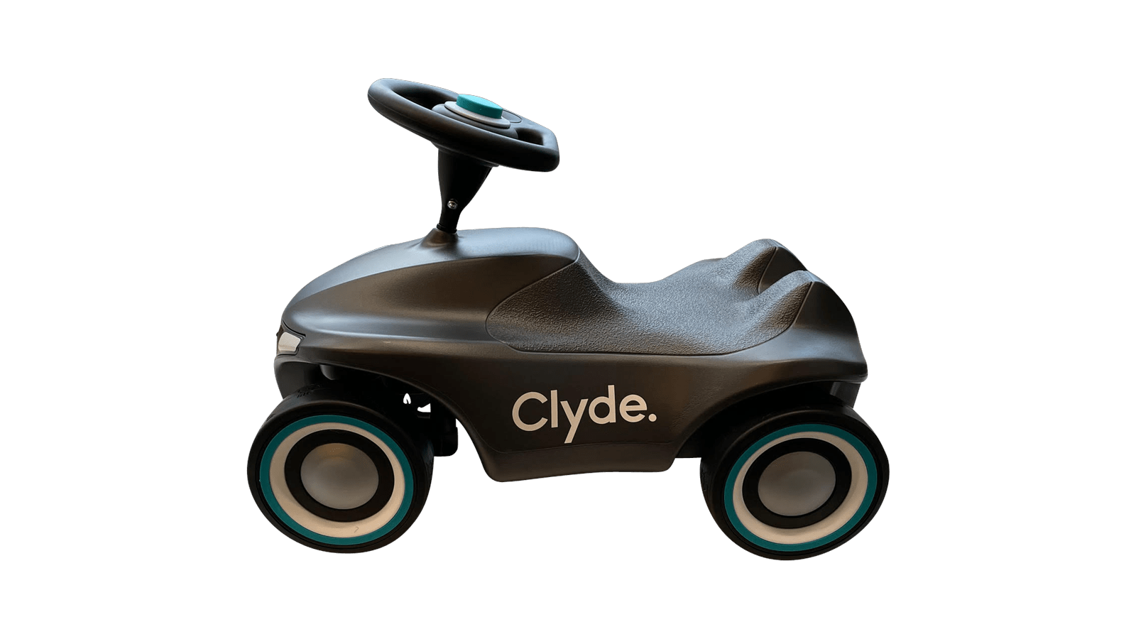 BIG Bobby Car Black front - Clyde car subscription