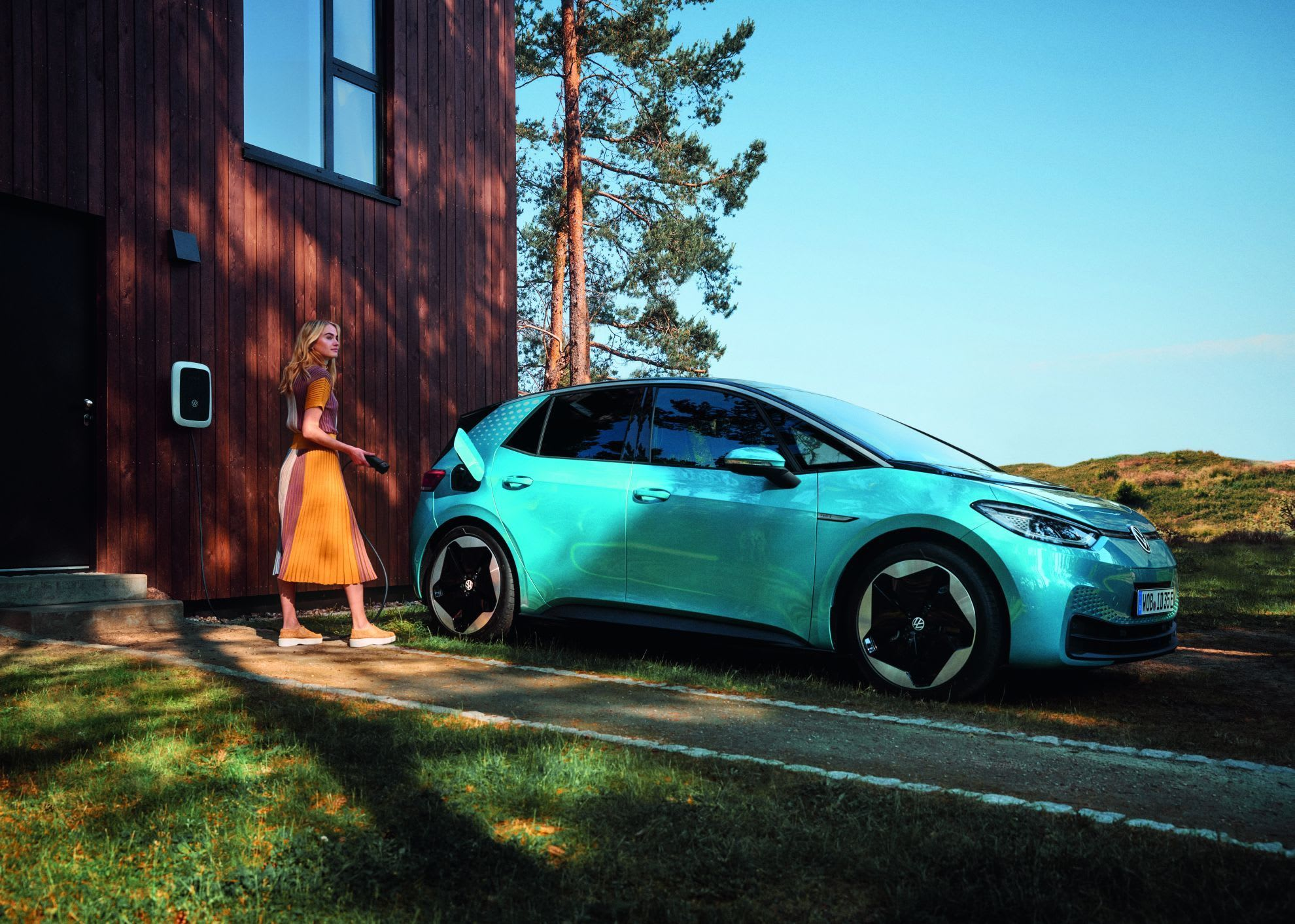 Your new electric car by subscription