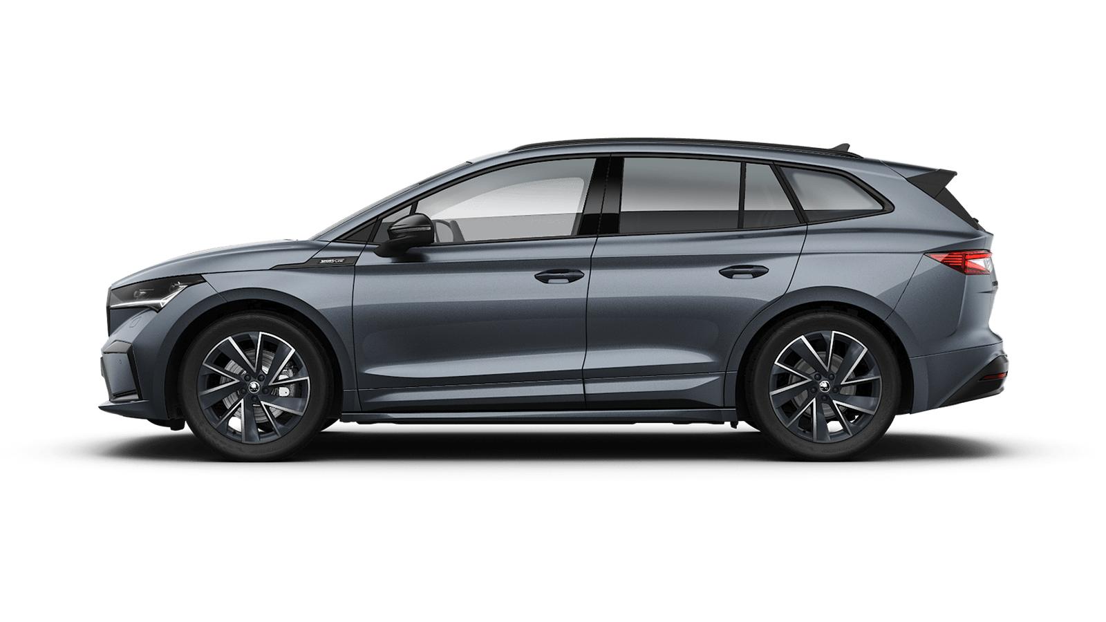SEAT Ateca Black back - Clyde car subscription