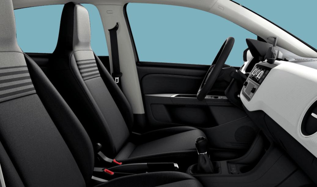 ŠKODA Kodiaq Grey interior - Clyde car subscription