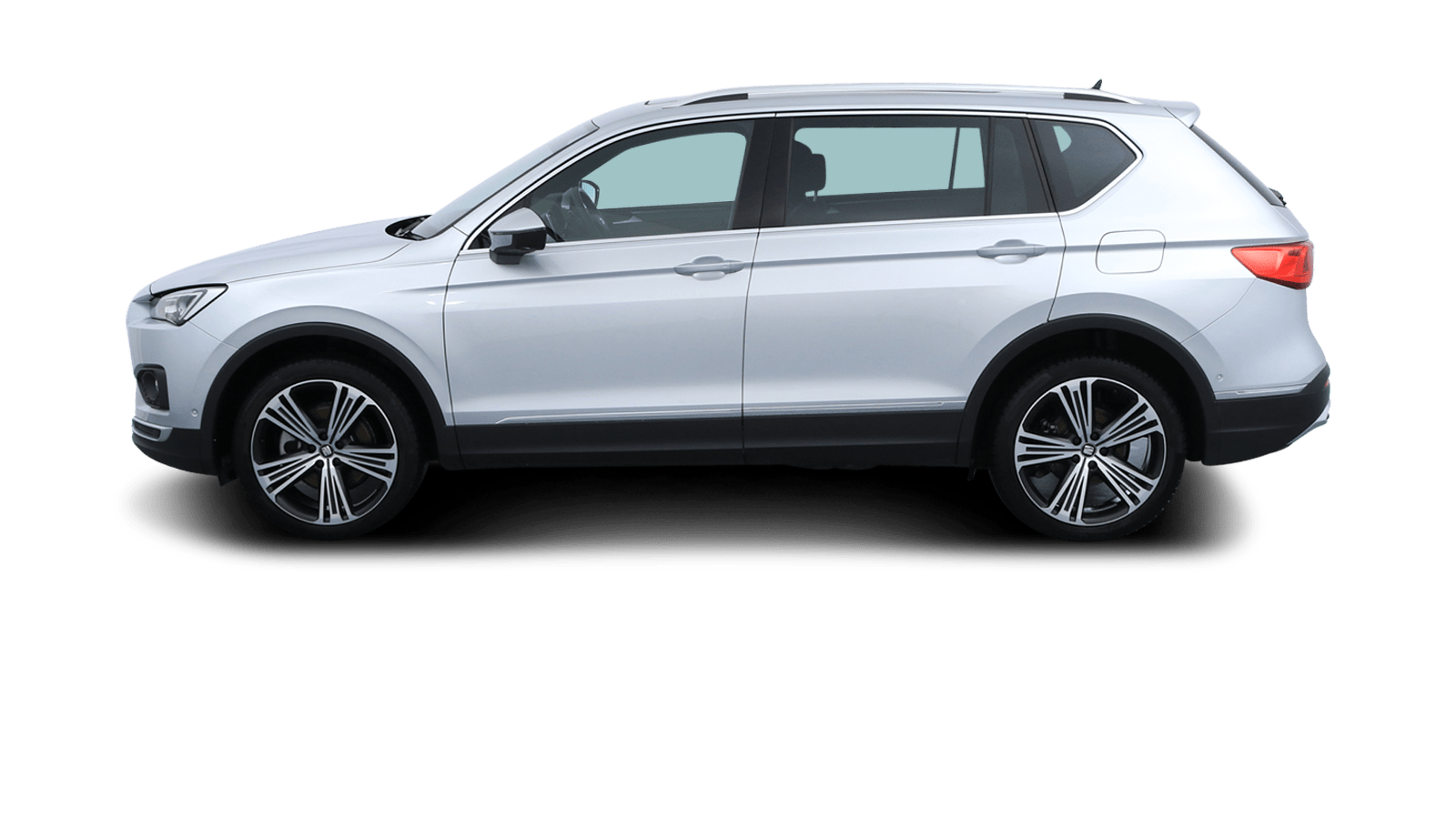 SEAT Tarraco Silver back - Clyde car subscription
