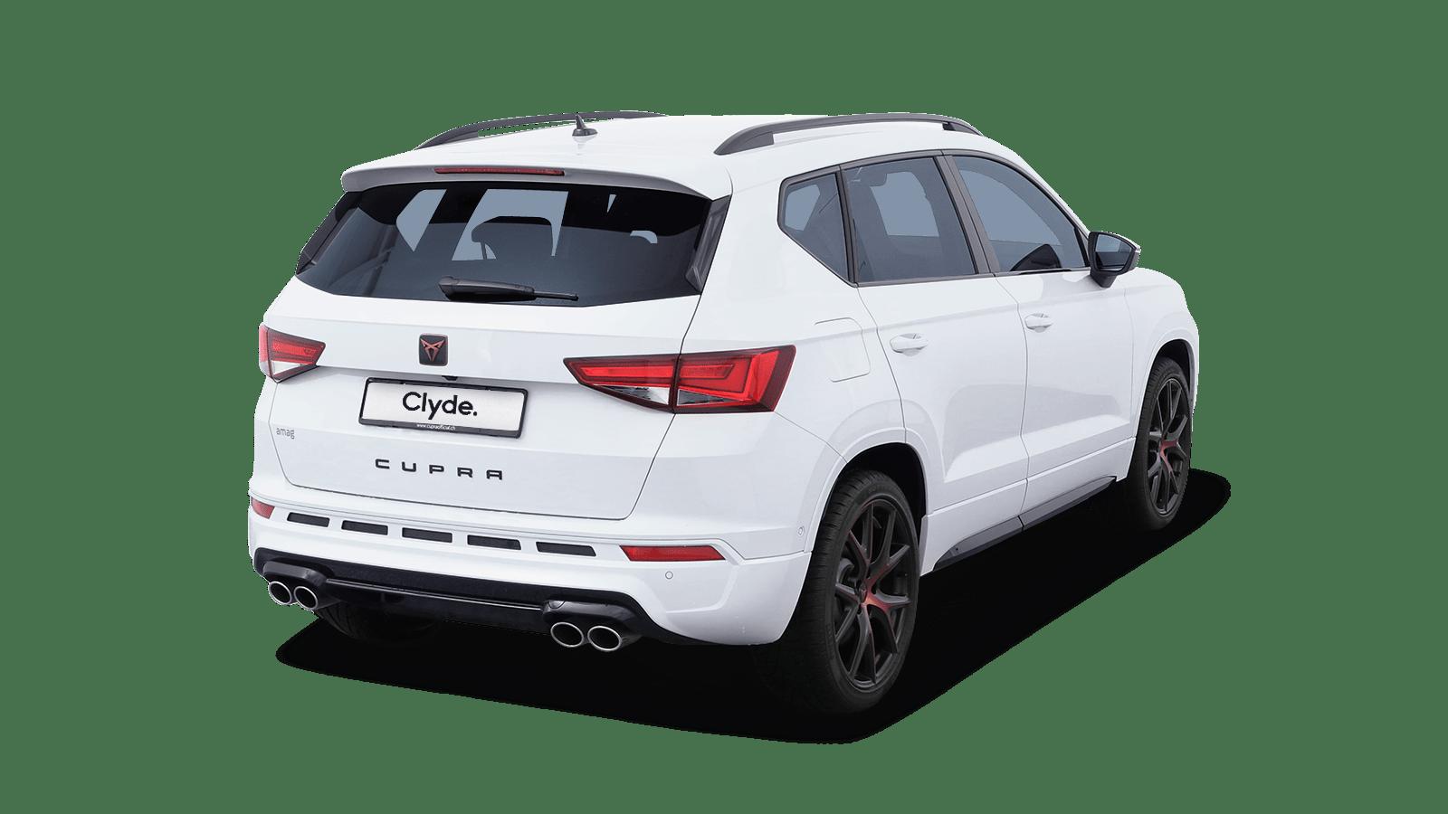 VW Golf Silver back - Clyde car subscription