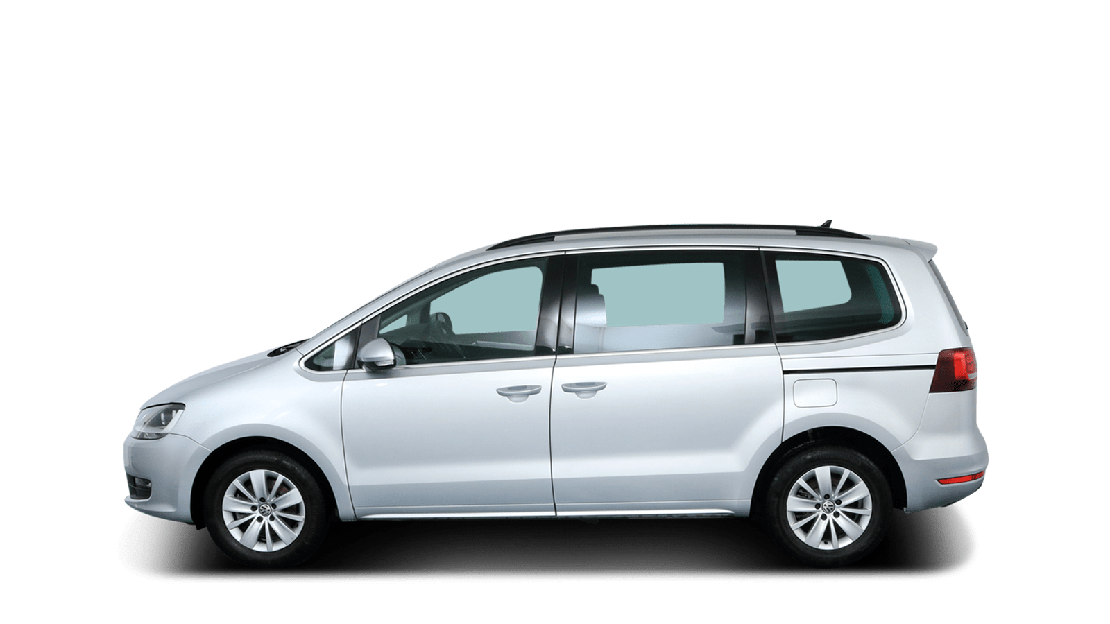 VW Sharan Silver back - Clyde car subscription