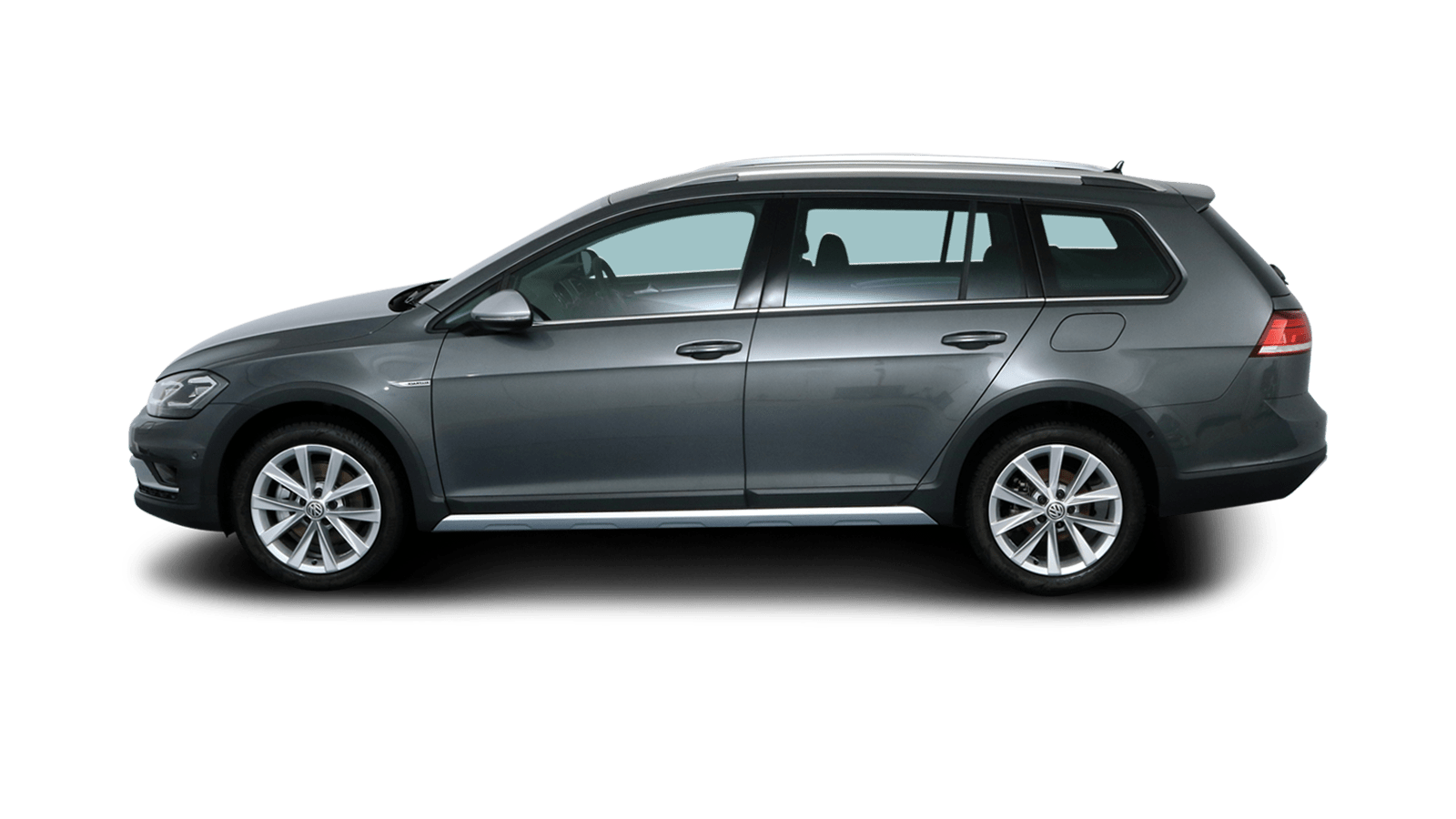 VW Golf Variant Alltrack Grey back - Clyde car subscription