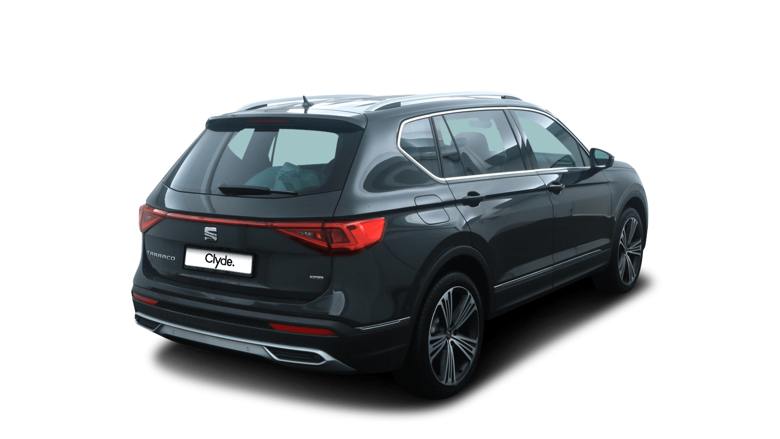 SEAT Tarraco Grey back - Clyde car subscription