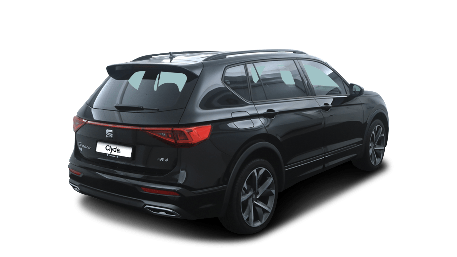 SEAT Tarraco Black back - Clyde car subscription