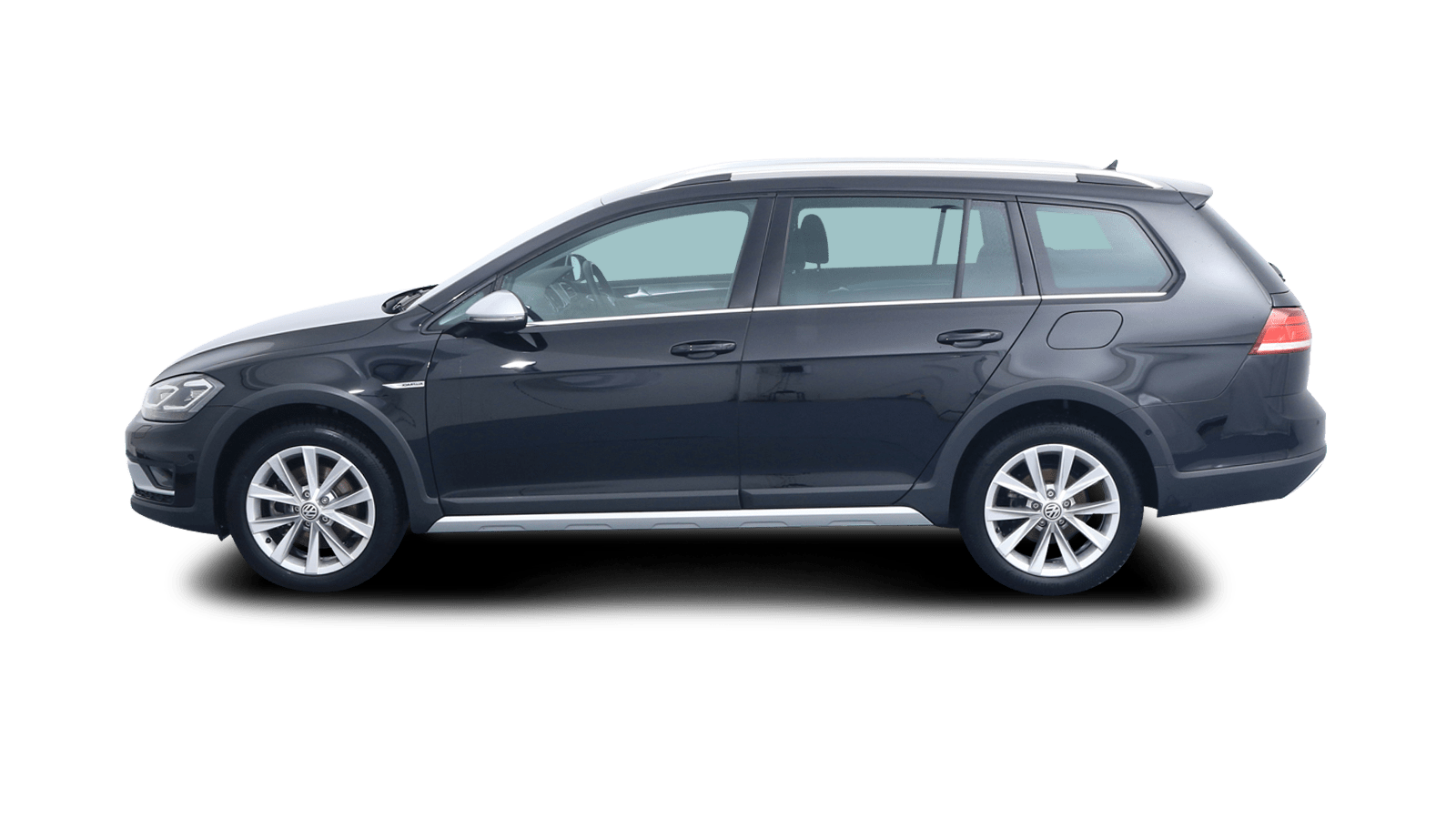 VW Golf Variant Alltrack Black back - Clyde car subscription