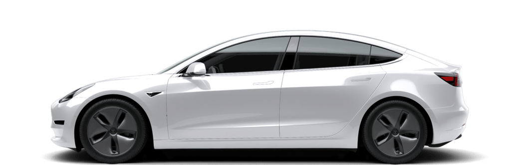 Teslas and other electric cars in the car subscription from Clyde