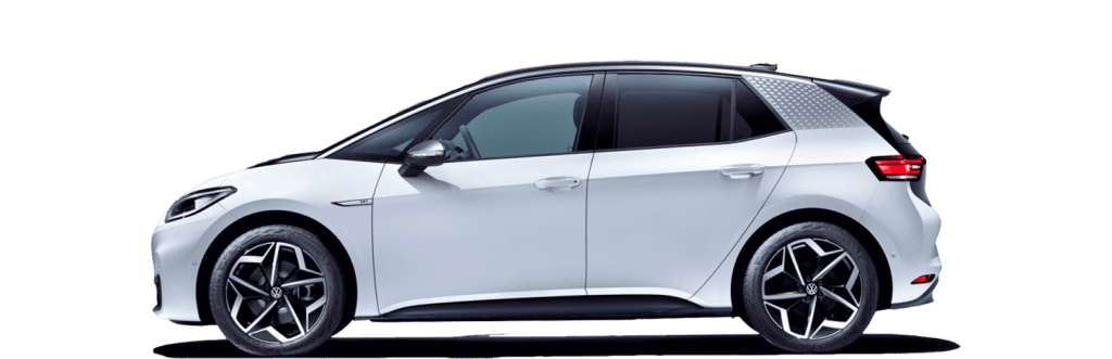 The new VW ID.3 and other electric cars in the car subscription from Clyde