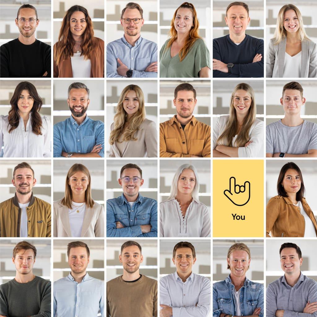 Das Team vom Clyde Auto Abo