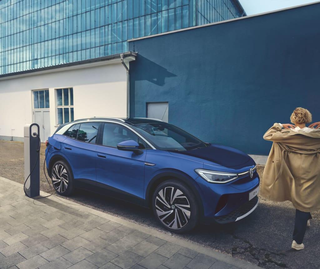 Der neue VW ID.4 im Auto Abo von Clyde - jetzt vorbestellen!