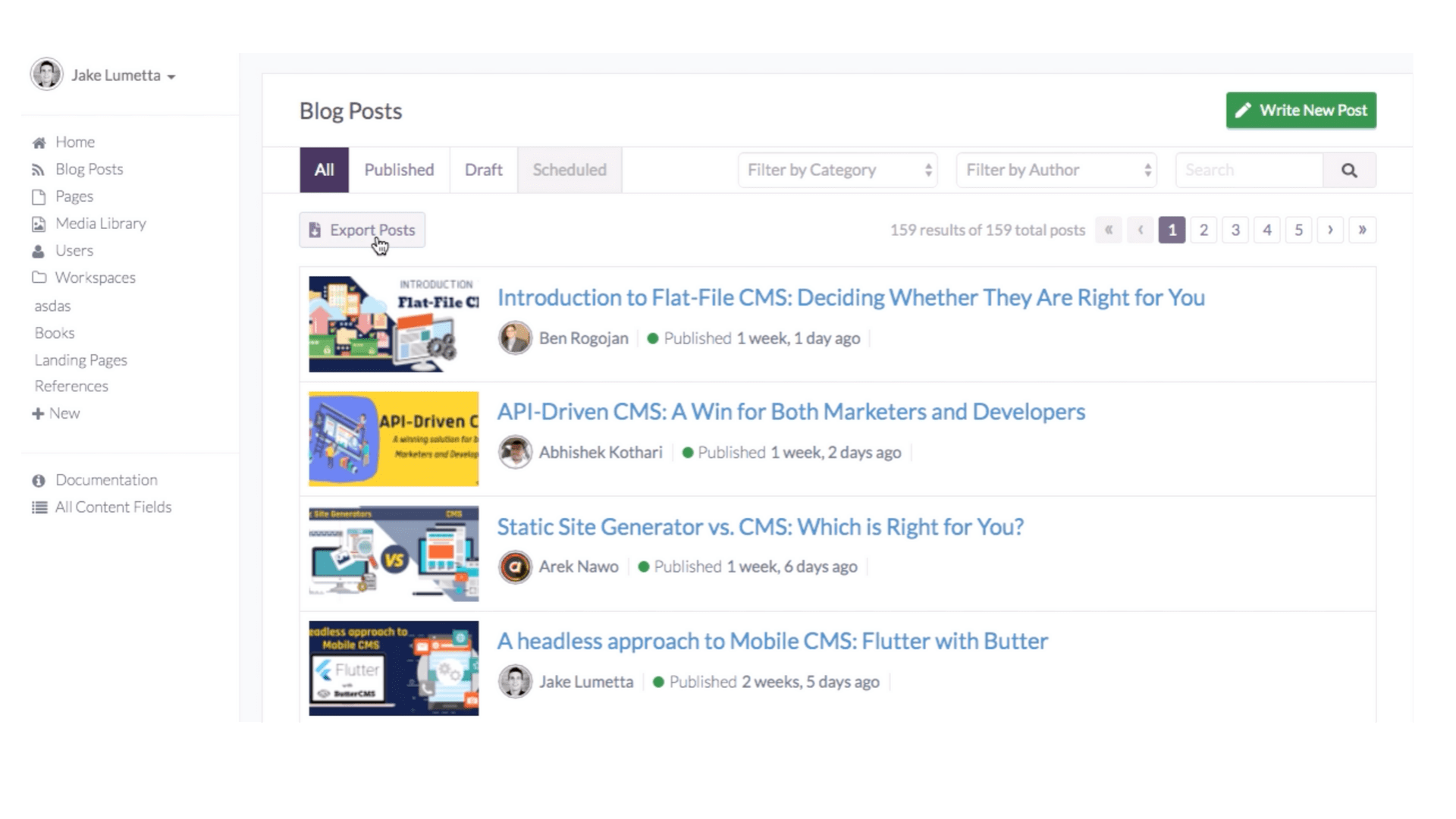 New Enhancements to ButterCMS' Collection Builder and more