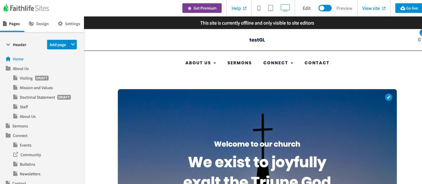 faithlife sites review - 2