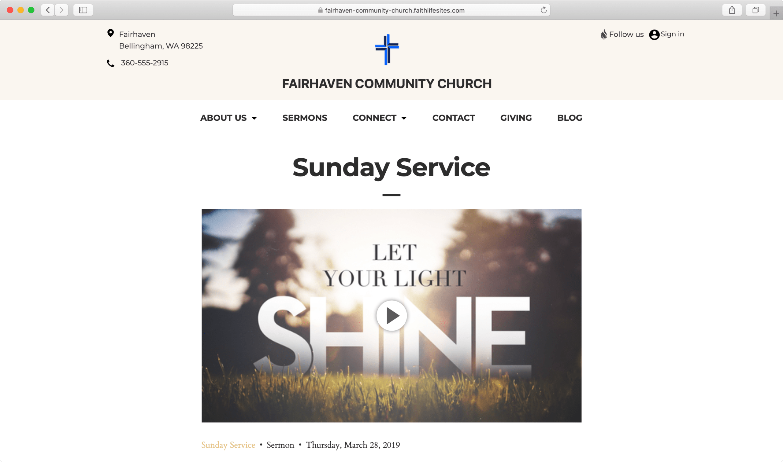 Faithlife Sites Review