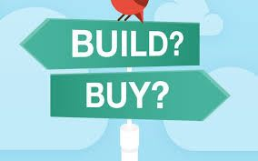 Buy, build or assemble? That is the CMS question