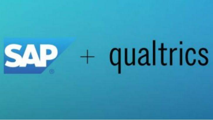 SAP drops $8 billion to buy Qualtrics