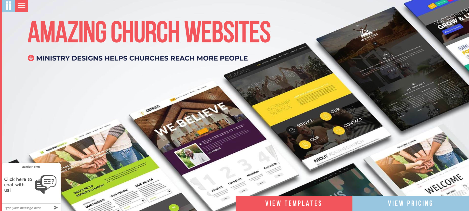 The Best Church Website Builders