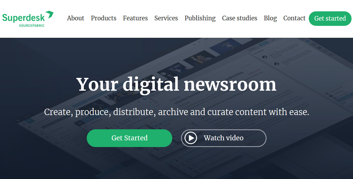 Superdesk Digital Newsroom Review