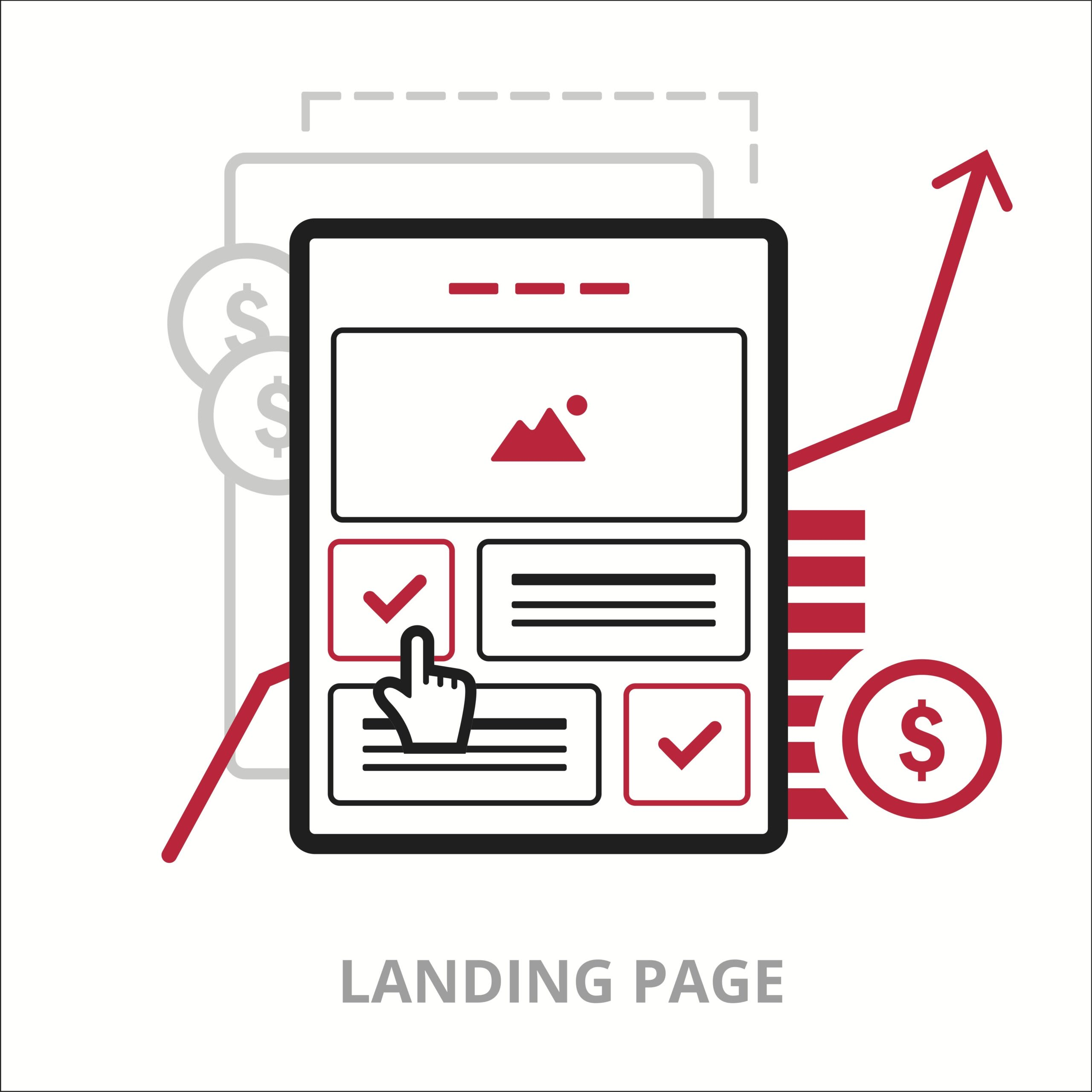 Landing Pages Are The New Print