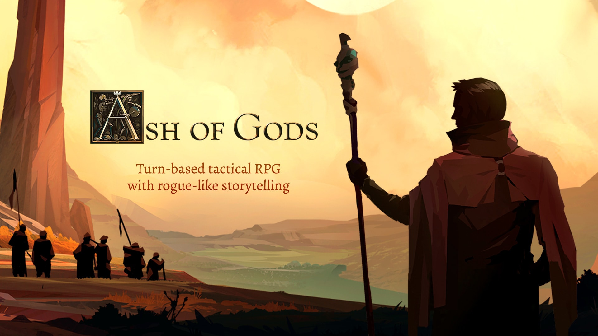 Ash of Gods: Redemption out now for Linux