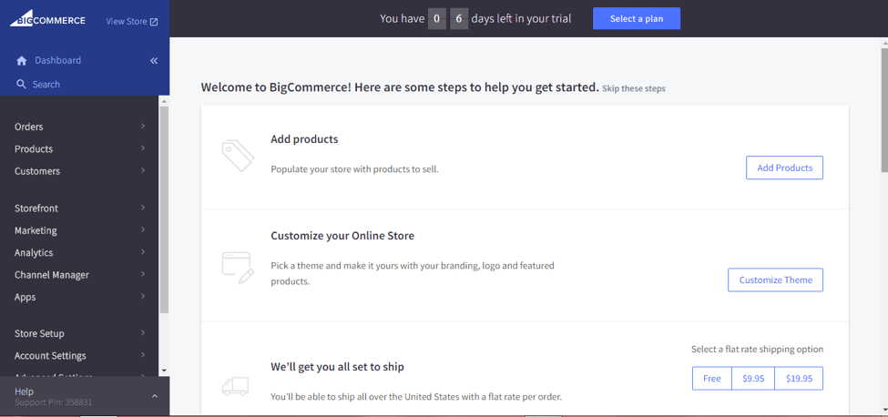 BigCommerce Review - An Easy to Use Choice for eCommerce Shops