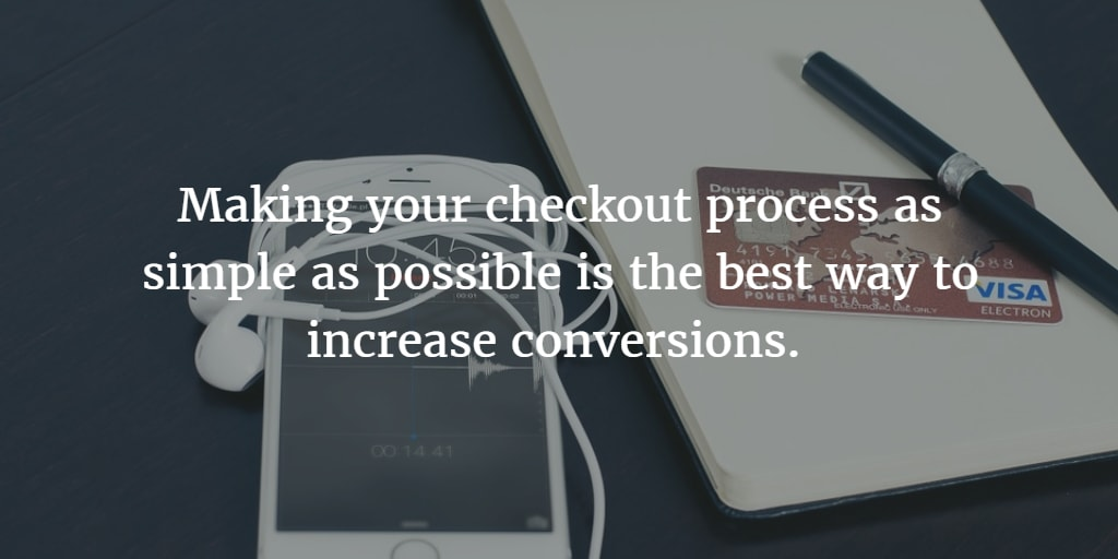 8 Essential Features of Effective eCommerce Checkout Pages