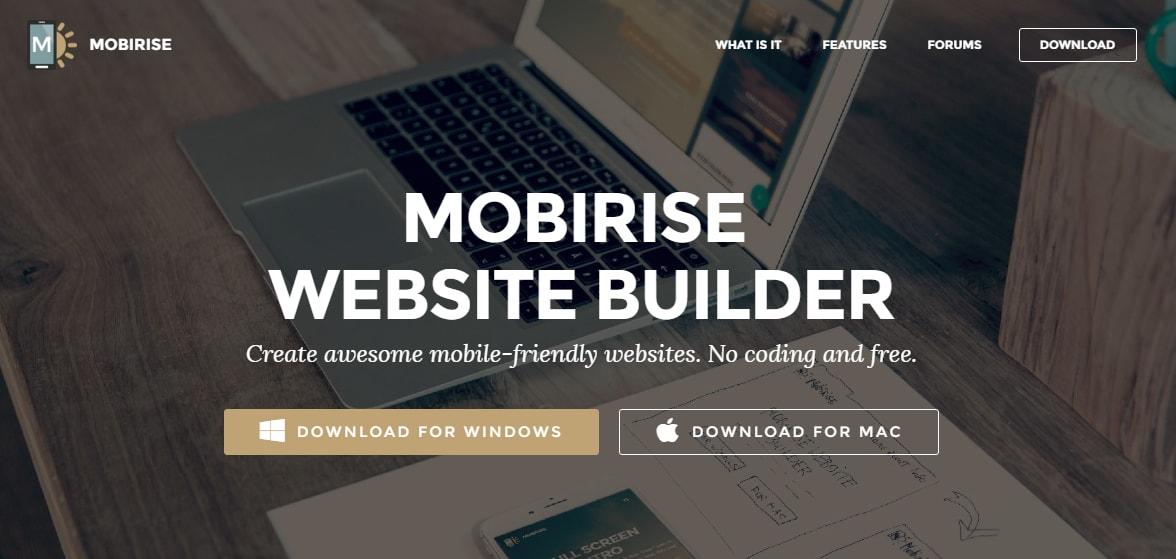 Mobirise 3.0: A Strong Step for the Simple Website Builder
