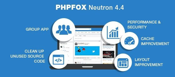 phpFox Neutron 4.4 Stable Released