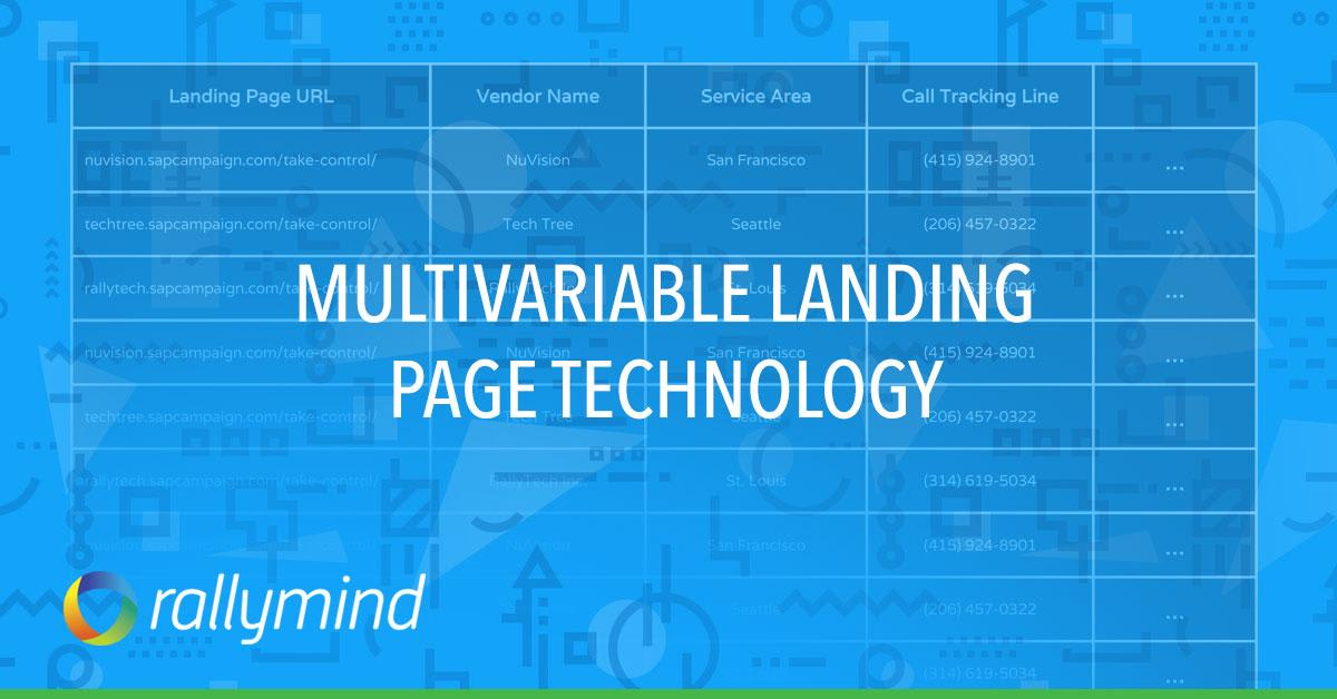 How to Deploy Dynamic Mobile Landing Pages with Just a Spreadsheet
