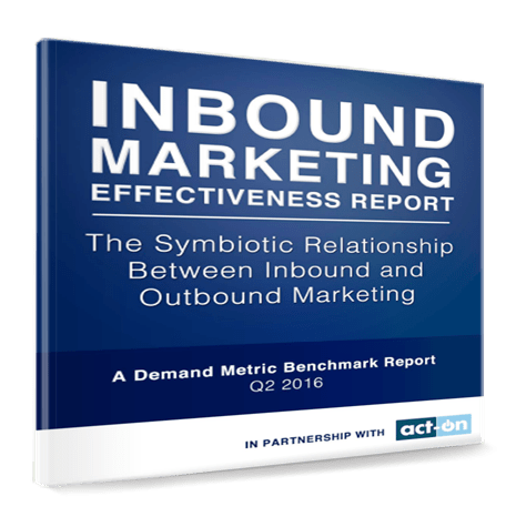 Allbound Marketing: Study Shows Inbound & Outbound Marketing Merging