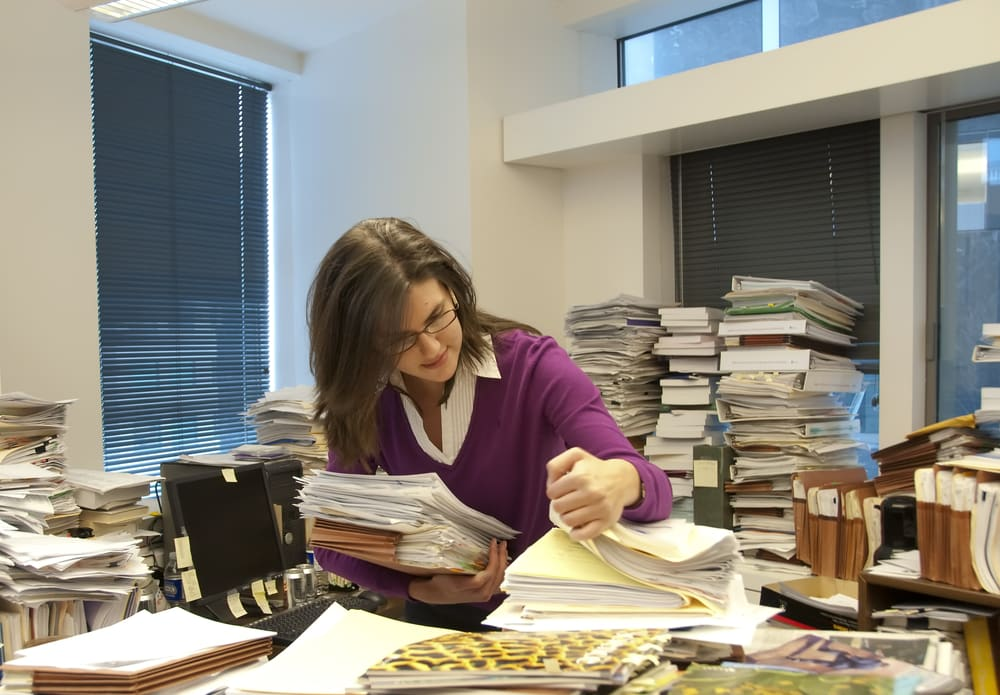 The 6 Basic Principles of an Organized Office