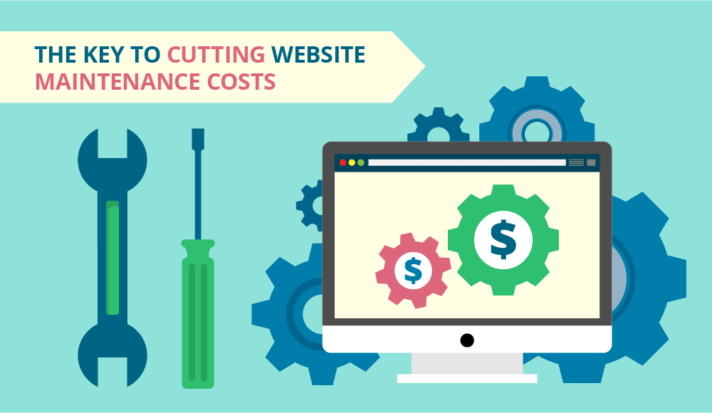 How to Cut Website Maintenance Costs with CMS' Reusable Blocks