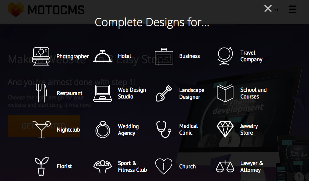 MotoCMS Review 2016