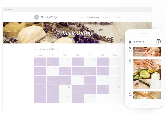 Wix Bookings App Goes Live
